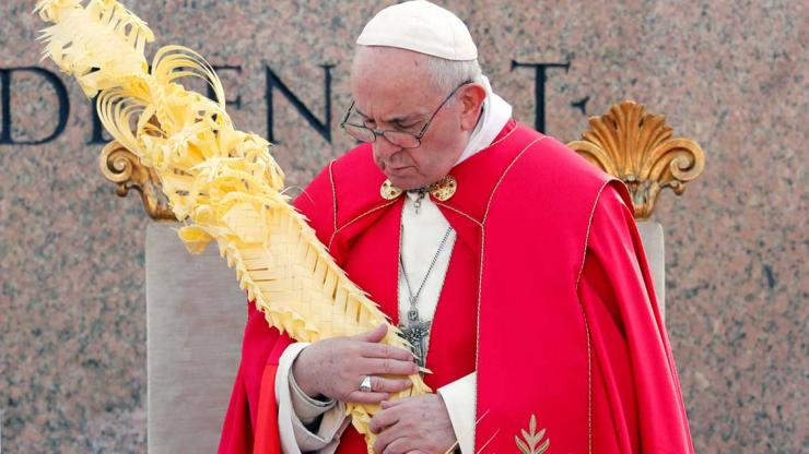 Papa Cvjetnica