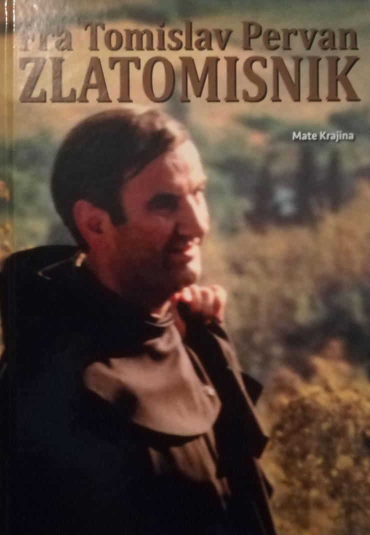 Fra Tomislav Pervan - Zlatomisnik