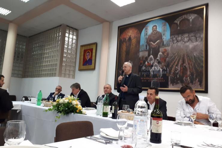 Fra Ante Bekavac obranio doktorski rad